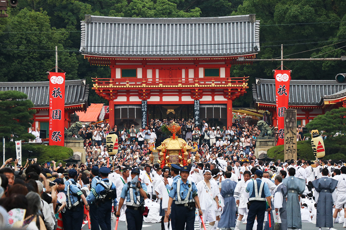 【京都】祇園祭—神幸祭相關介紹